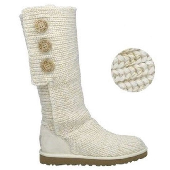 1a430f01fdb One Day Sale!! UGG Classic Cardy Crochet Boots
